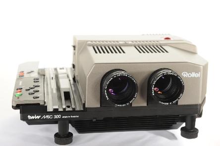 Rollei MSC twin Diaprojetor