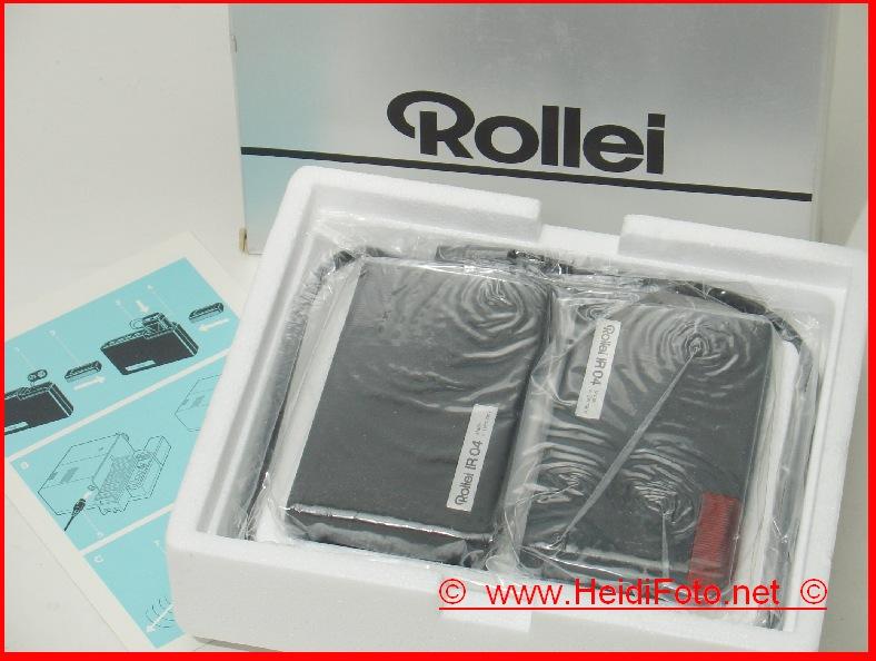 Rollei IR04 Infrarot Fernbedienung für Diaprojektor