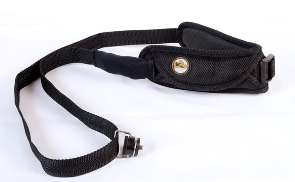 Sun Sniper -the one- black Kamera Gurt Tragegurt für Canon EOS 5D 7D 1D MKII III
