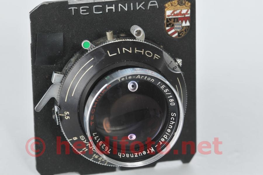 180/5.5 Linhof Tele Arton  /107