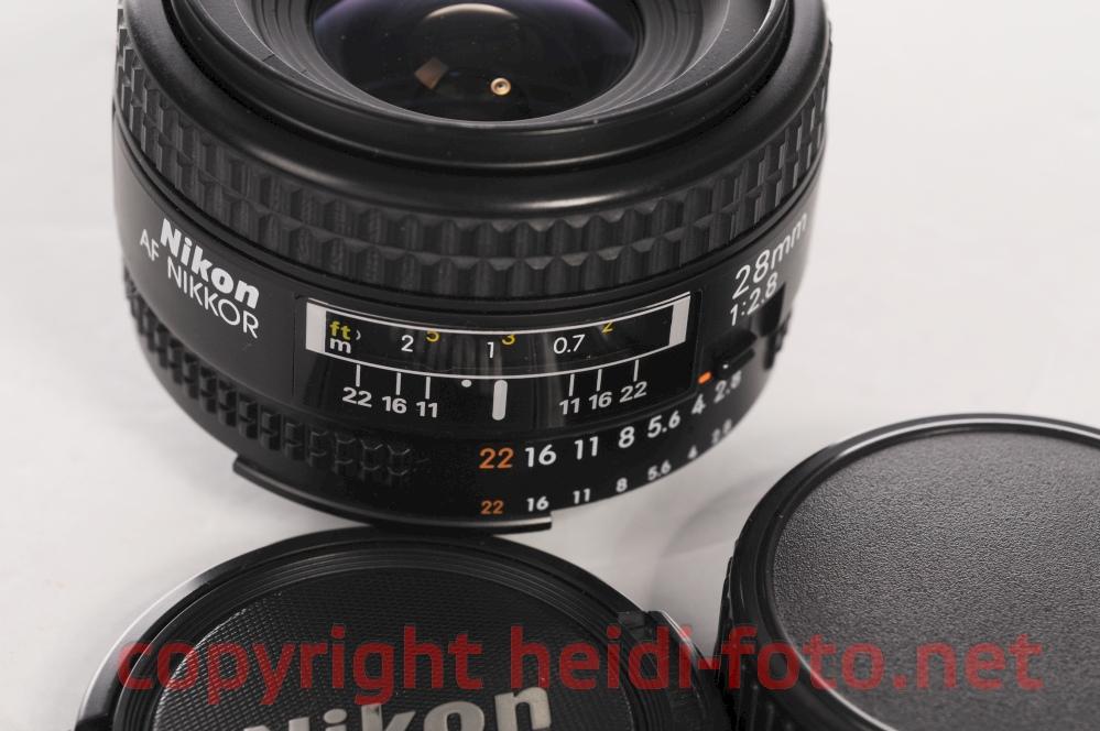 28/2.8 AF Nikon Nikkor