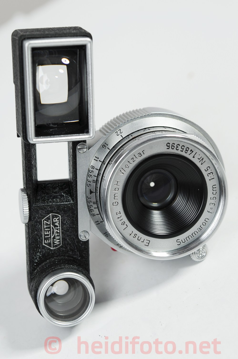 35/ 3.5 3,5cm Leitz Summaron Leica - top condition 2
