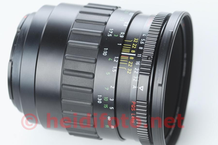 90/4.0 APO SYMMAR für Rollei Rolleiflex Sytem 6000 6008 + HY6 top condition