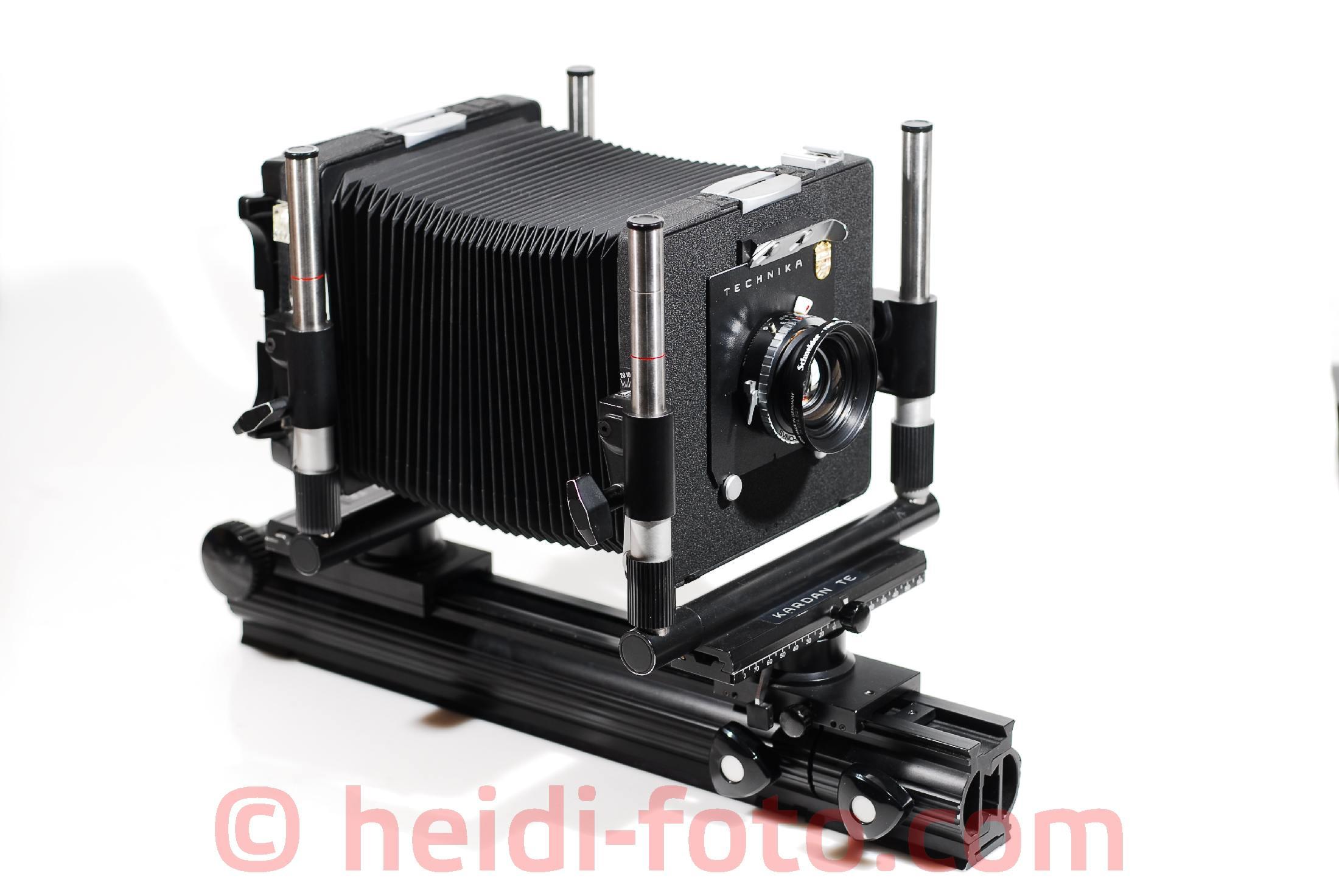 Linhof TE Technika Kardan m. 150mm/1:5.6 Symmar-S Schneider