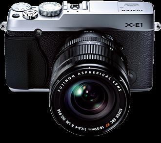 Fuji X-E1 mit 18-55/2.8-4 NEU