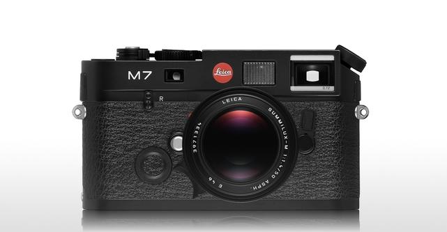Leica M7 silber oder schwarz