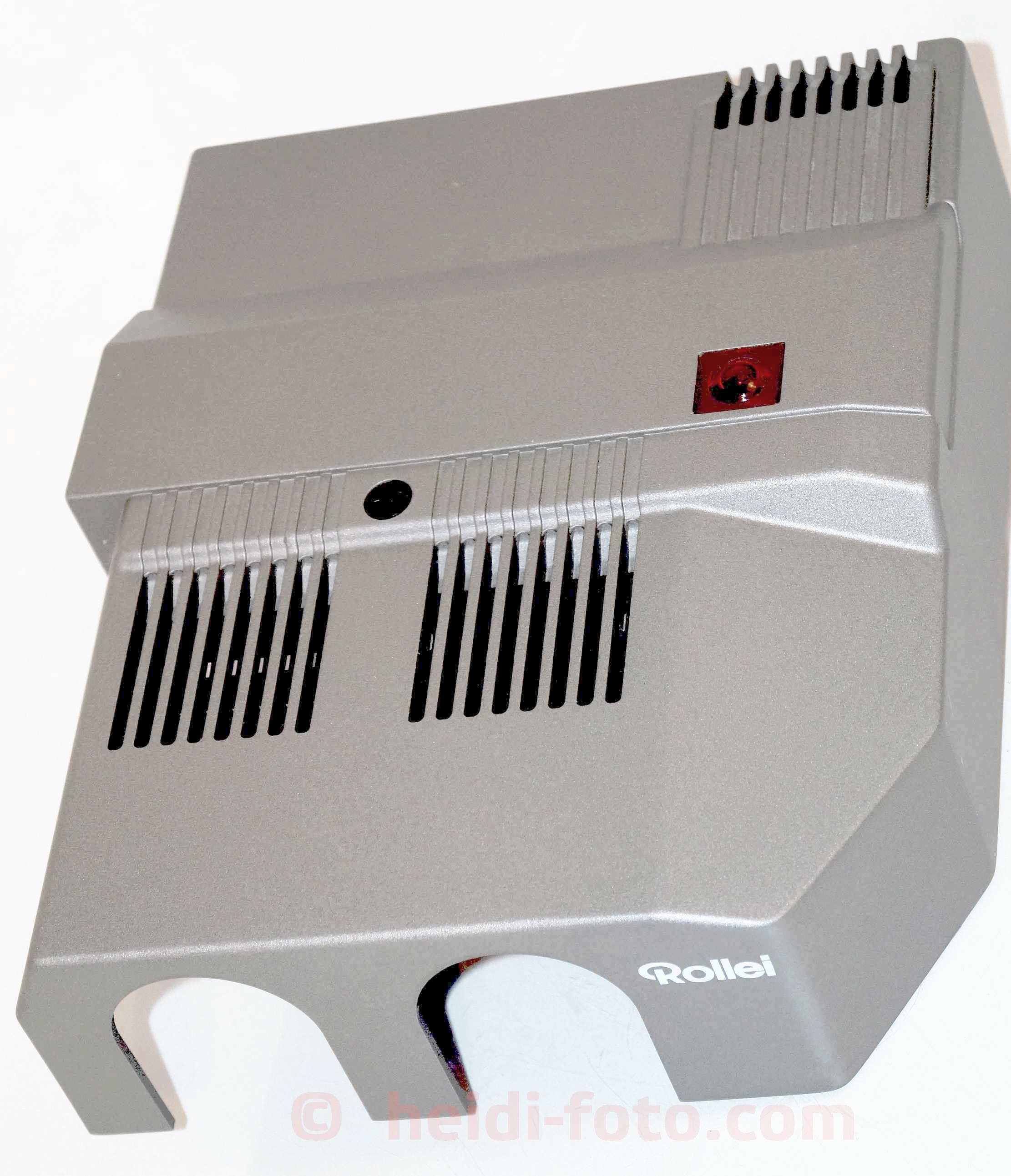 Rollei MSC twin 300 300P Gehäusedeckel wie neu