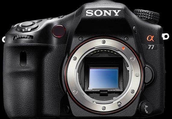 Sony Alpha A77 body / Gehäuse  - NEU